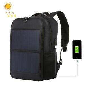 HAWEEL HWL2180 14W USB Solar Power Charging Backpack Bag ...