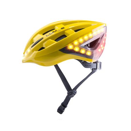 Kickstart Helmet // Yellow - Lumos - Touch of Modern