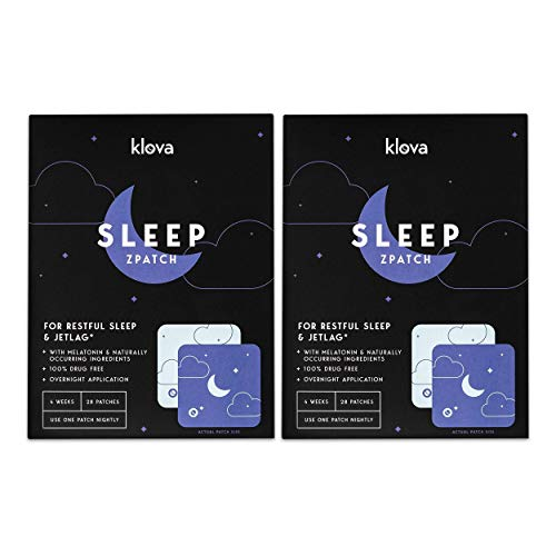 Klova Sleep Patch - 2 Pack (56 Patches)