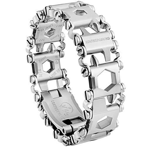 Leatherman 832433 TREAD LT Multitool Stainless Steel
