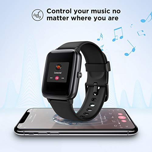 LETSCOM Fitness Tracker with Heart Rate Monitor, Smart ...