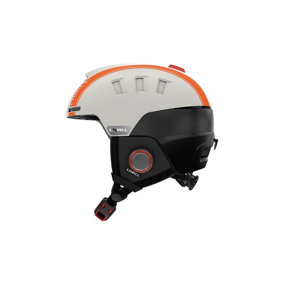 Livall RS1 Skihelm, erster smarter Skihelm von Livall