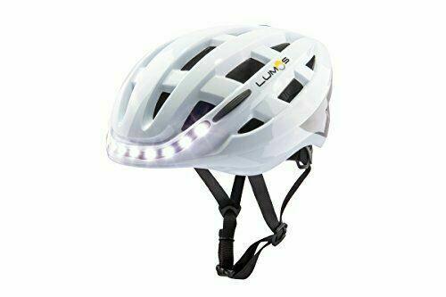 LUMOS Kickstart Lite Helmet Polar White U 54 - 62cm for ...
