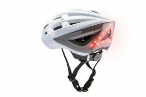 Lumos Kickstart Polar White Lite Adult 54-62cm LED Bike ...