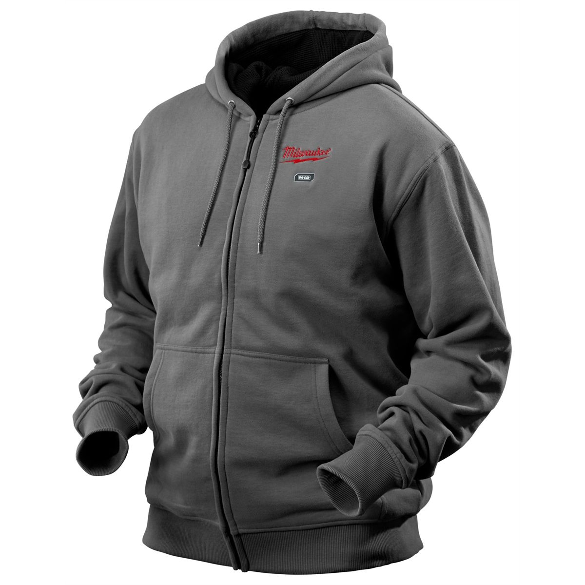Milwaukee Electric Tools Milwaukee M12 Heated Hoodie Kit ...