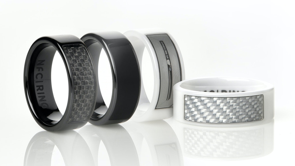 NFC Ring 2016 Range. One Smart Ring. Unlimited ...