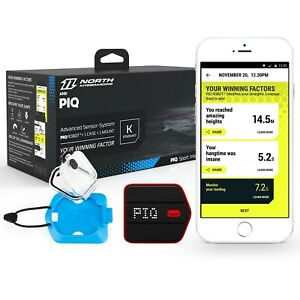North Kiteboarding & PIQ Wearable Kiteboard Sport Tracker ...