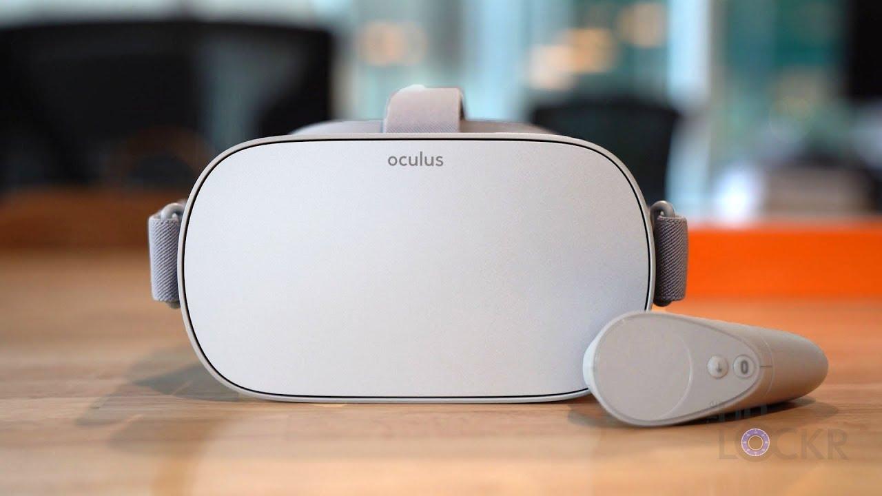 Oculus Go Complete Walkthrough - YouTube