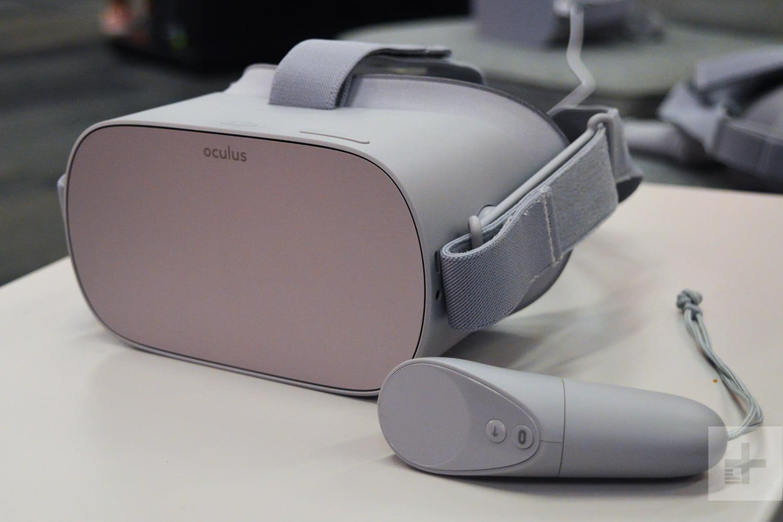 Oculus Go Hands-On Review | Digital Trends