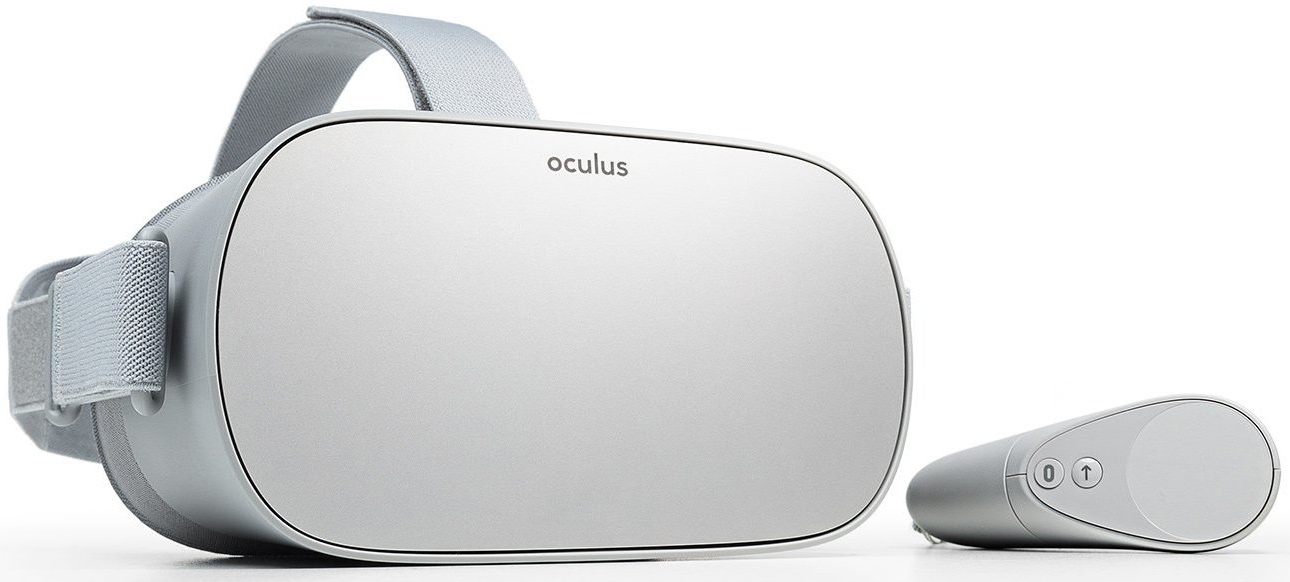 Oculus Go Now Available: Mainstream Standalone VR Headset ...