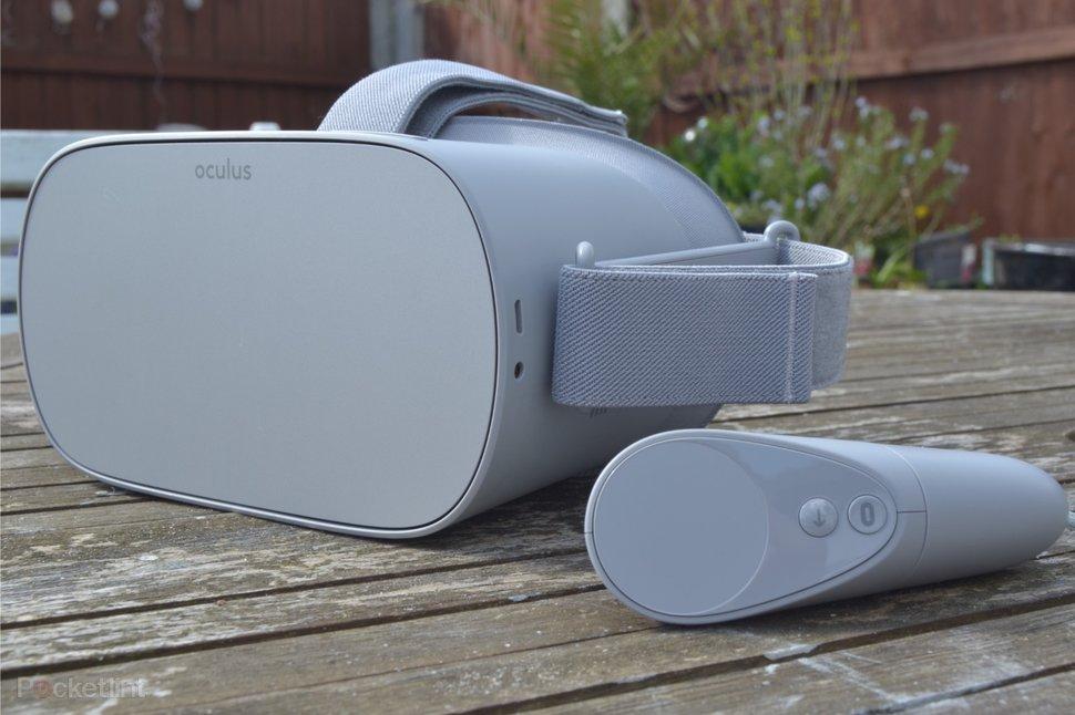 Oculus Go review: Affordable VR for the masses - Pocket-lint