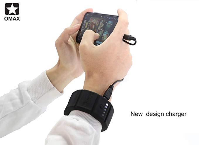 OMAX Wrist Power Bank
