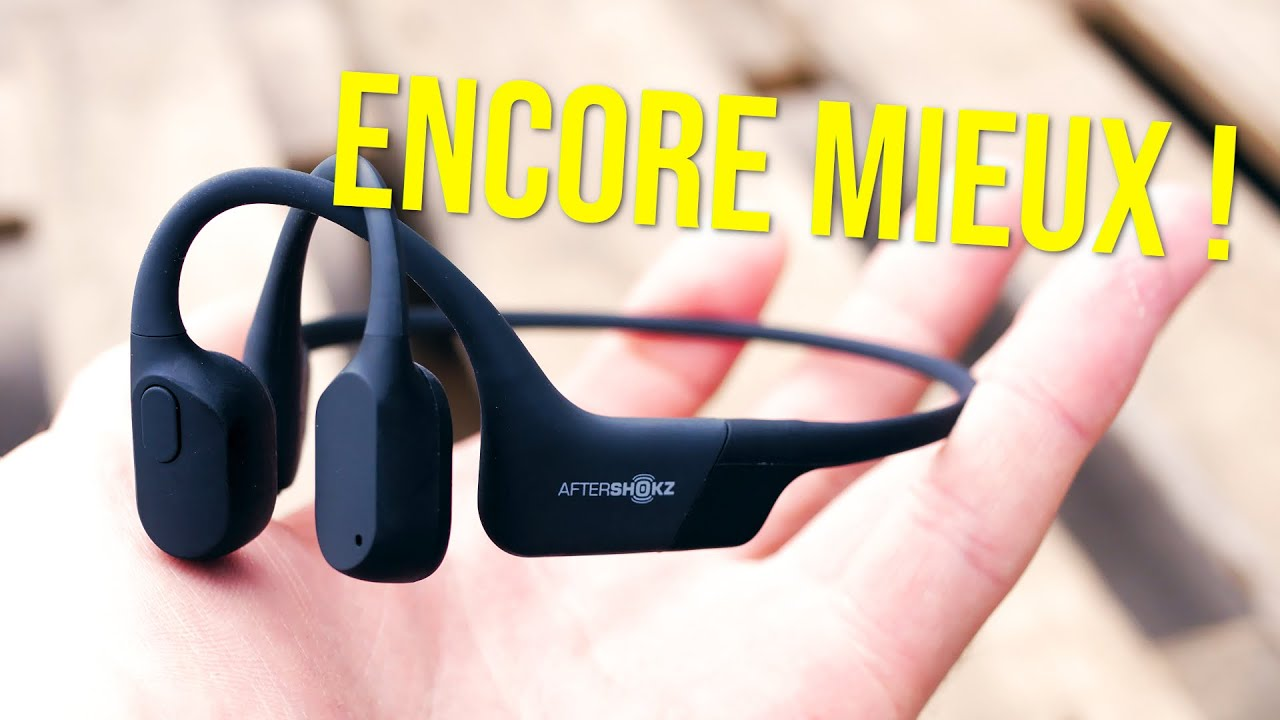 ON DÉCOUVRE ENSEMBLE L'AEROPEX D'AFTERSHOKZ - YouTube