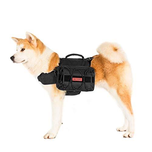 OneTigris Dog Backpack - BLACK