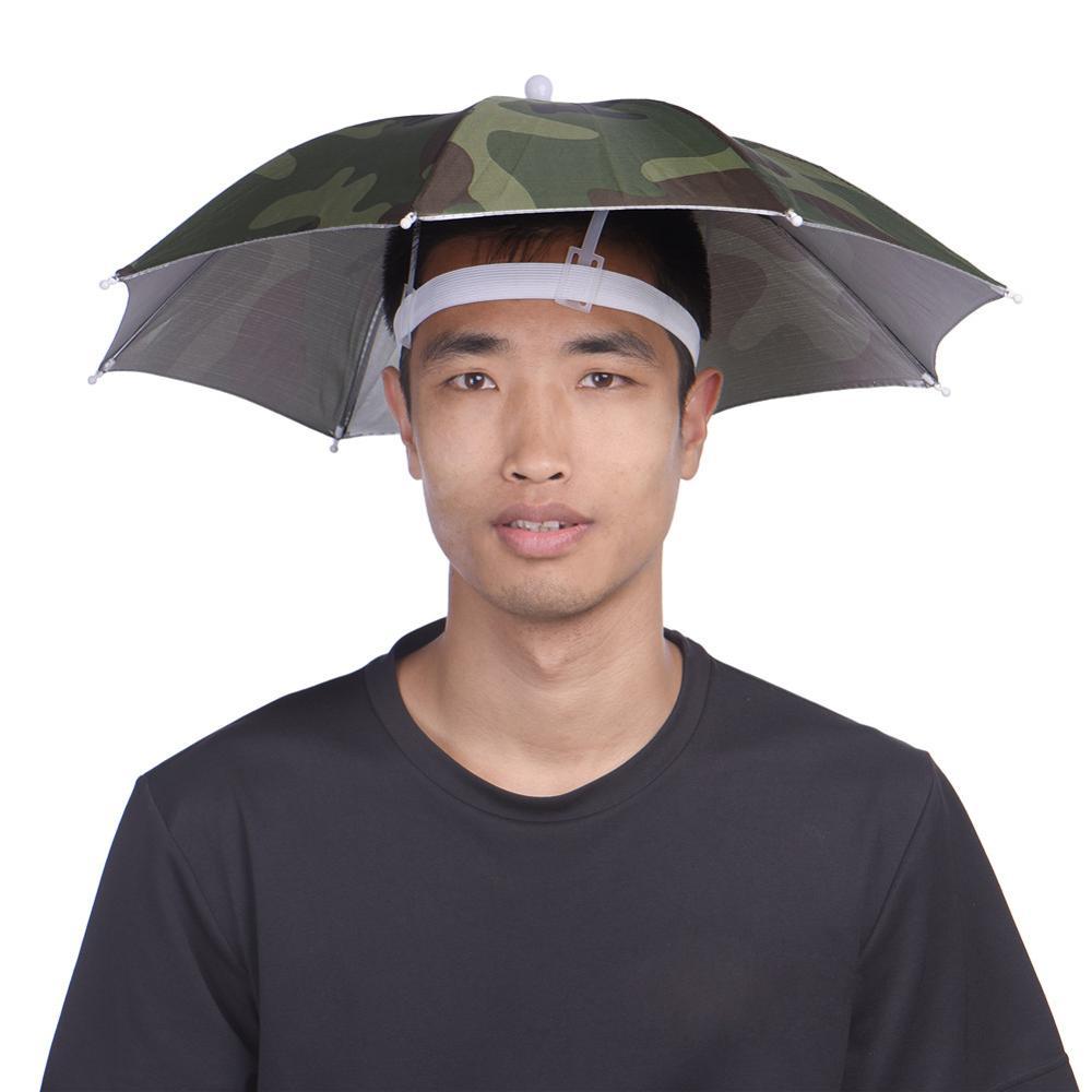 Online Buy Wholesale umbrella hat from China umbrella hat ...