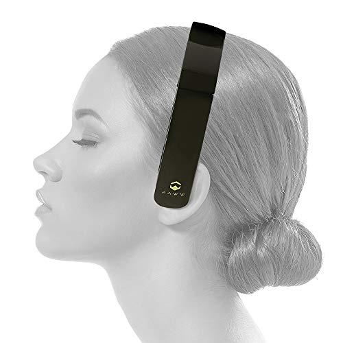 Paww SilkSound Headphones - CARBON BLACK