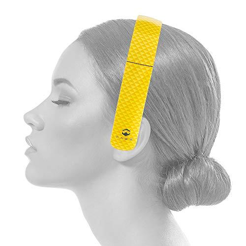 Paww SilkSound Headphones - GOLDEN YELLOW