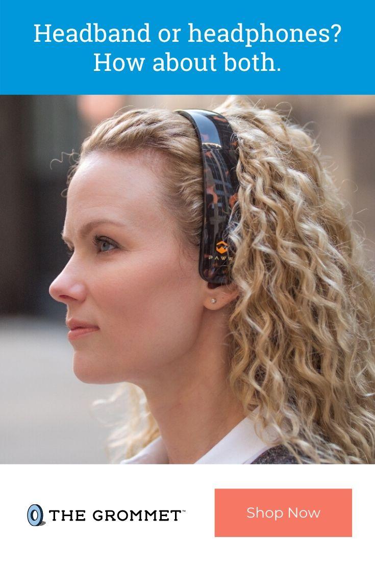 Paww: SilkSound Stylish Bluetooth Headphones | Headphones ...