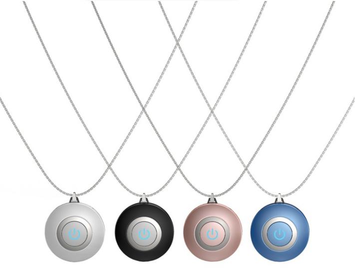 Portable Ion Air Purifier & Freshener Necklace - Retailopolis