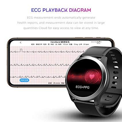 QKa Smart Watch   Uhren Test 2020