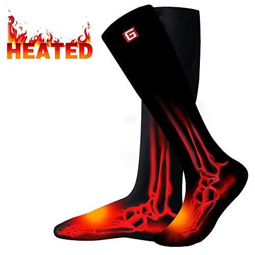 Rabbitroom Heated Socks (Black)