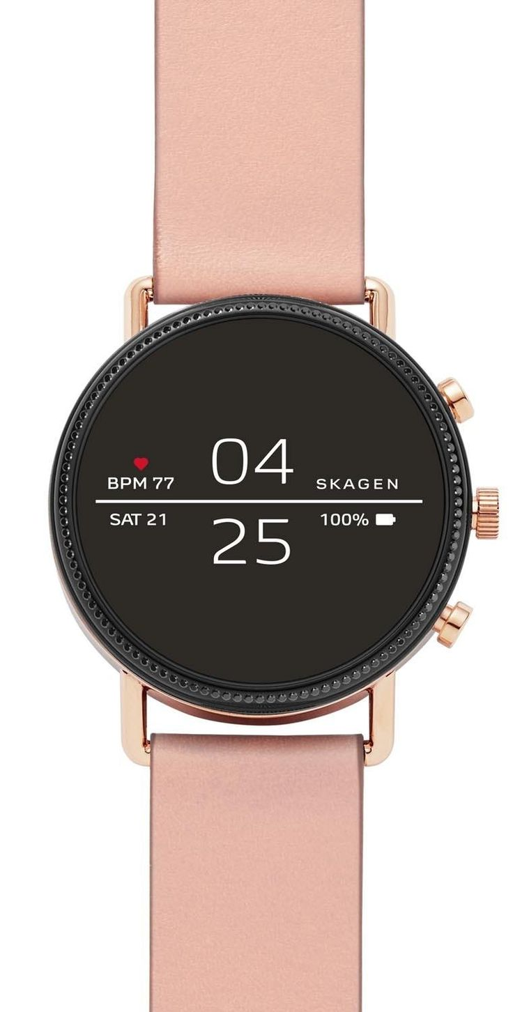 Reloj Skagen Connected Falster 2 Smartwatch mujer SKT5107 ...