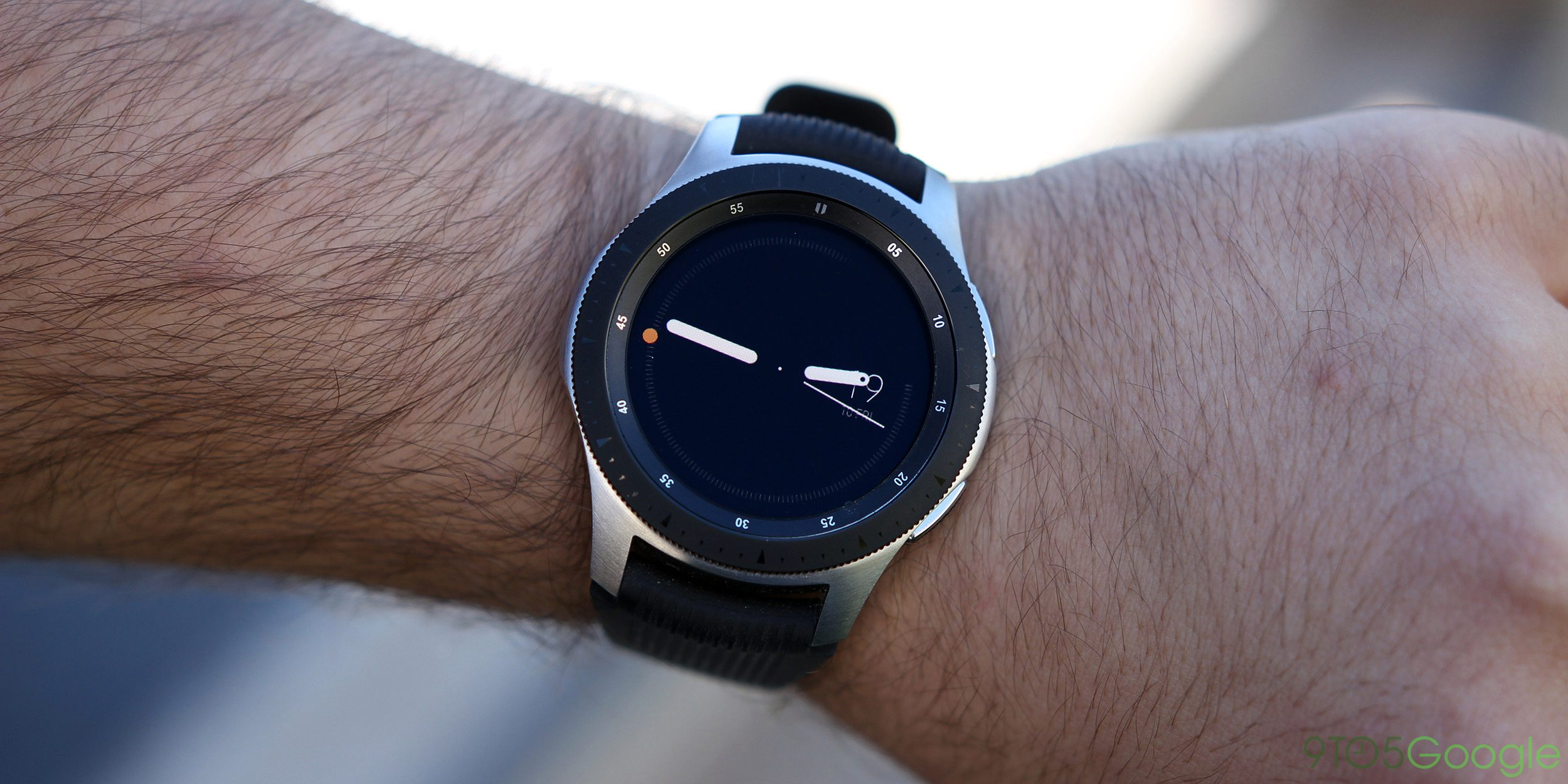 Review: The Samsung Galaxy Watch is the Android smartwatch ...