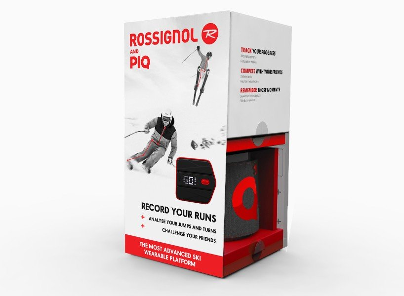 rossignol and PIQ launch ski wearable that tracks 13 ...