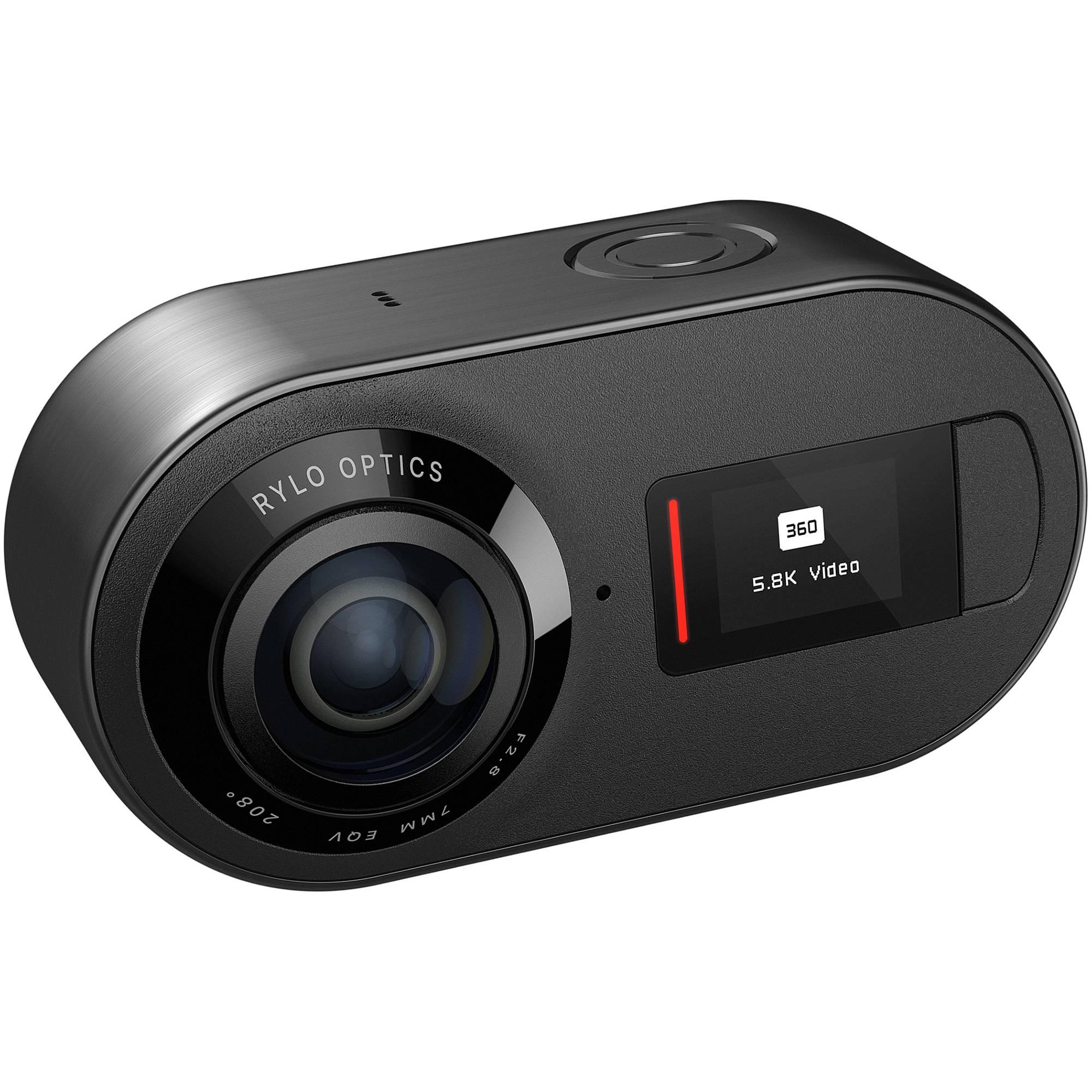 Rylo 360° 5.8K Video Camera AR01-NA02-US01 B&H Photo Video
