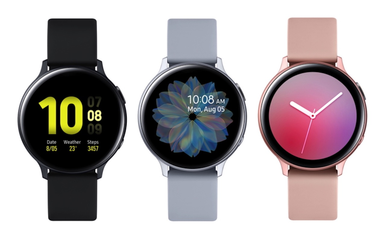 Samsung Galaxy Watch Active 2 finally announced - Android ...