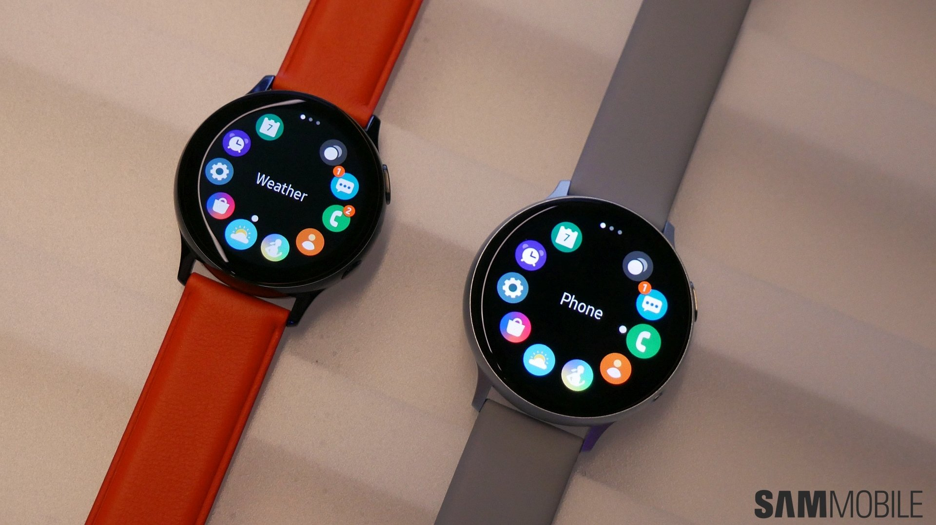Samsung Galaxy Watch Active 2 hands-on: It'll touch your ...