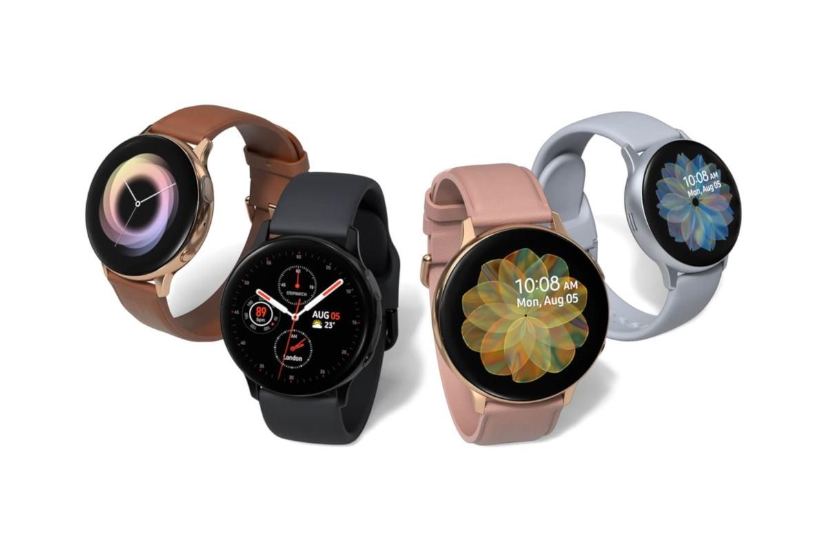 Samsung Galaxy Watch Active 2 is Samsung's Best Sports ...