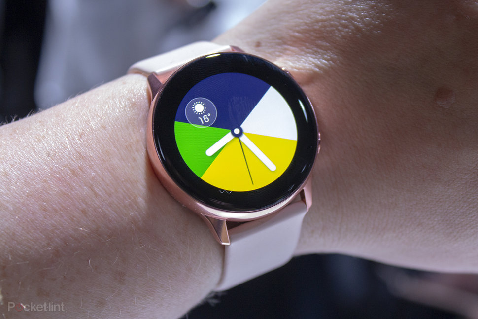 Samsung Galaxy Watch Active 2 leaks in photos, LTE model ...