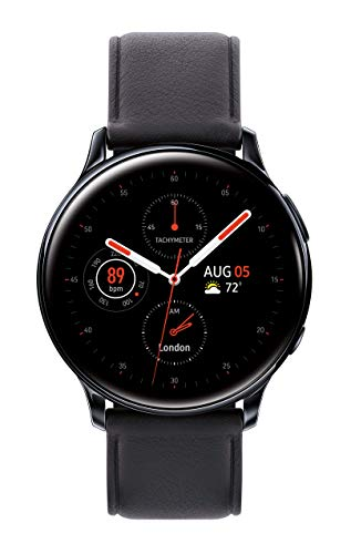 Samsung Galaxy Watch Active2 - Aqua Black