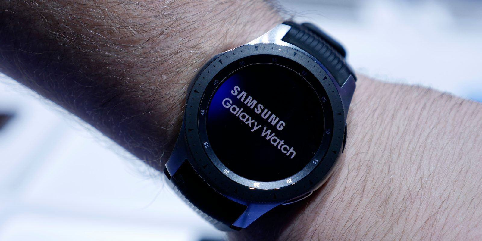 Samsung Galaxy Watch hands-on: The best Android smartwatch ...