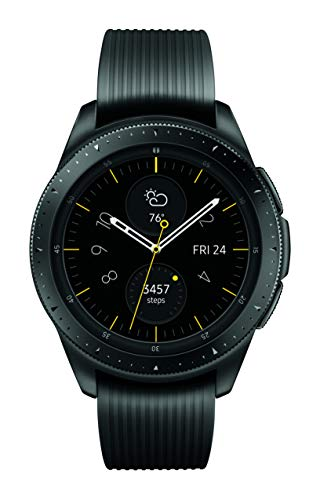 Samsung Galaxy Watch smartwatch - BLACK (Bluetooth)