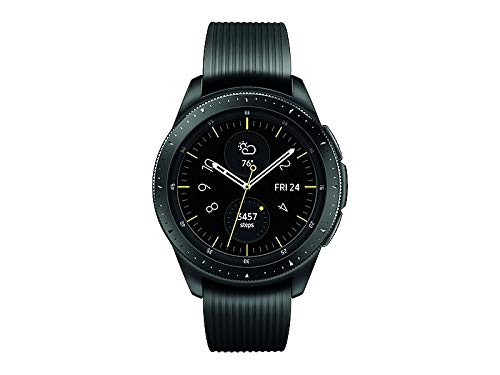 Samsung Galaxy Watch smartwatch - BLACK (LTE)