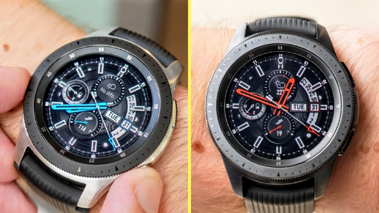 SAMSUNG GALAXY Watch | The Next Smartwatch From SAMSUNG IS ...