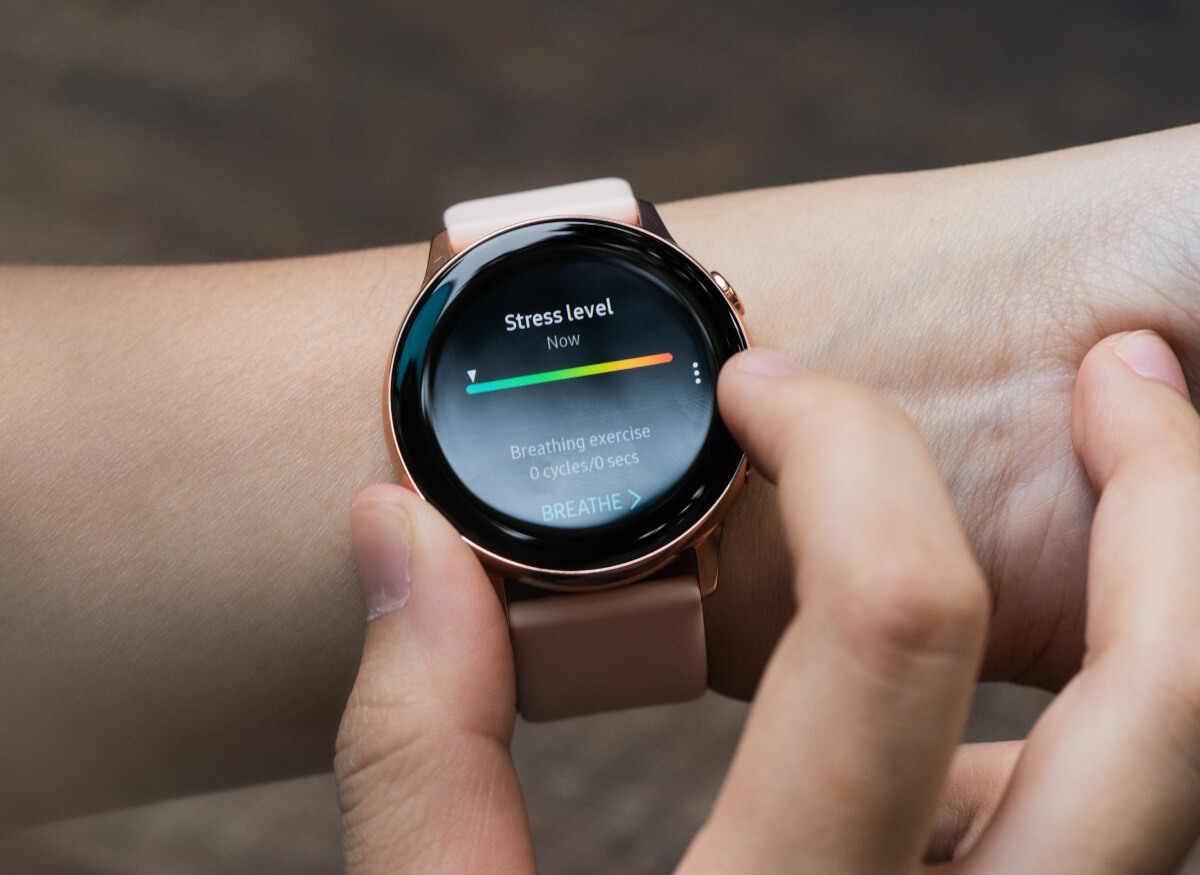 Samsung's Galaxy Watch Active 2 is getting a touch ...