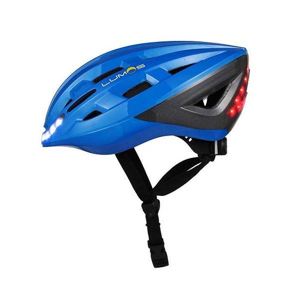 Shop Lumos Kickstart Chromium Blue Lite Adult 54-62cm LED ...