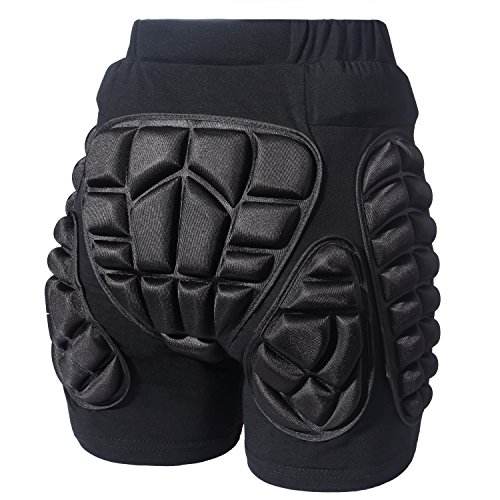 Similar to Bodyprox - Soared 3D Protection Hip Butt EVA Padded Shorts