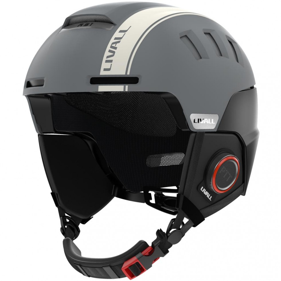 Smart ski and snowboard helmet - Livall RS1 | Cool Mania