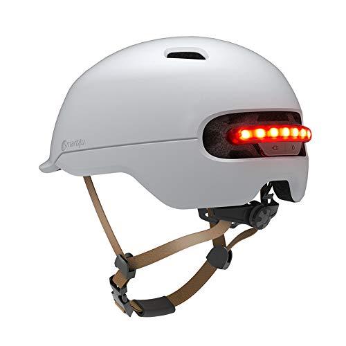 Smart4u SH50L Smart Bike Helmet - White