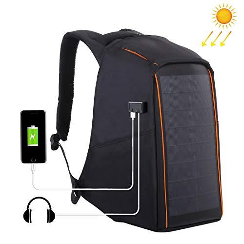 Solar backpack   sunRvest