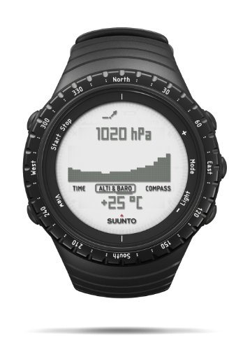 Suunto Core, Alu Deep Black