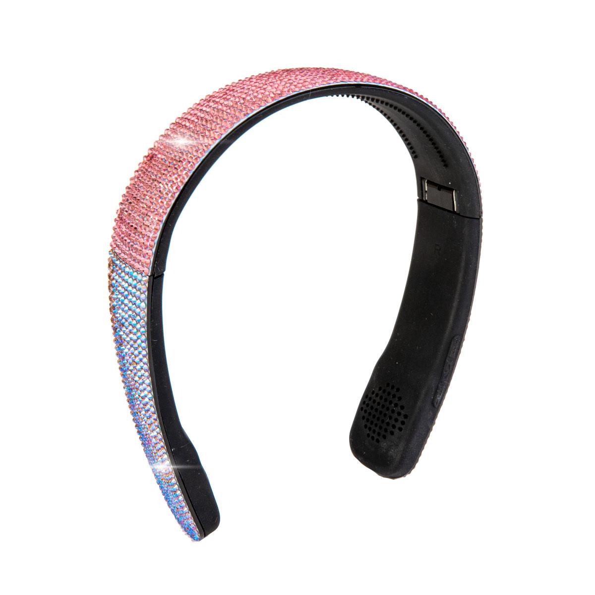 Swarovski Crystal Paww Silksound Headphones – Elite Luxury ...