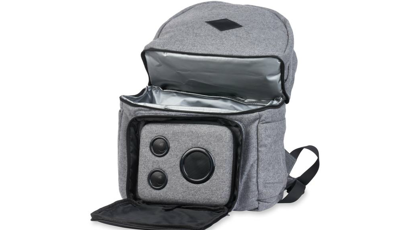 The Ultimate Rager: A Backpack + Cooler + Bluetooth ...