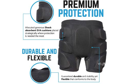 Top 10 Best Padded Shorts for Skateboarding and ...