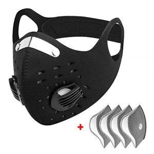 UltraTac Dust Mask Air Filter 5