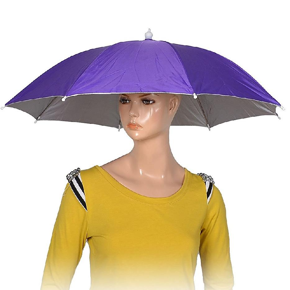 Umbrella Hat - A Hands Free Way To Use an Umbrella ...